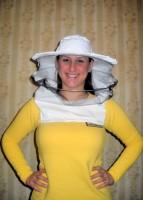 Pčelarski šešir, specijal - Keper (Pamuk 100%)