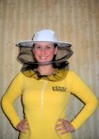 Pčelarski šešir, til - Keper (Pamuk 100%)